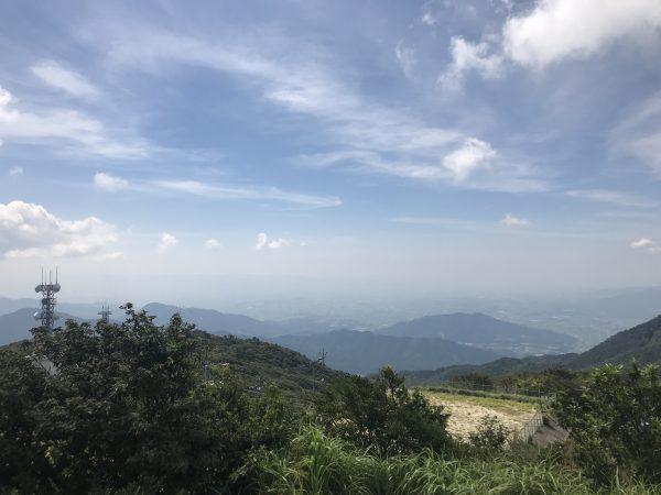 宝満山山頂